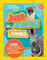 Just joking : jumbo