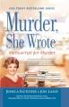 Murder, She Wrote : manuscript for murder