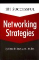 Book cover of 101 Successful Networking Strategies