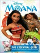 Moana : the essential guide