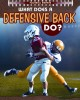 What does a defensive back do?