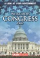 What does Congress do?