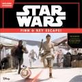 Star Wars : Finn & Rey escape!