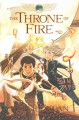 The throne of fire : the graphic novel