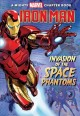 Invasion of the space phantoms : starring Iron Man
