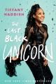Book cover of The Last Black Unicorn