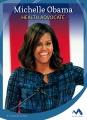 Michelle Obama : health advocate