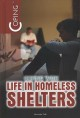 Coping with life in homeless shelters