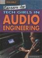 Careers for tech girls in audio engineering