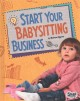 Start your babysitting business