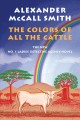 The colors of all the cattle