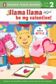 Llama Llama, be my valentine!