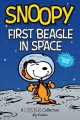 First beagle in space