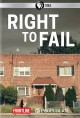 Frontline. Right to fail..