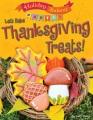 Let's bake Thanksgiving treats!
