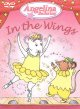 Angelina Ballerina in the wings
