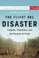 The flight 981 disaster : tragedy, treachery, and the pursuit of truth