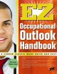 Book cover of EZ Occupational Outlook Handbook