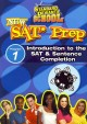 New SAT prep. Program 1, Introduction to the SAT & sentence completion.