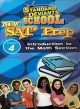 New SAT prep. Program 4, Introduction to the math section.