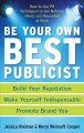 Book cover of Be Your Own Best Publicist