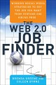 Book cover of The Web 2.0 Job Finder