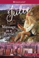 Message in a bottle : a Julie mystery