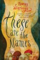 These are the names : a novel