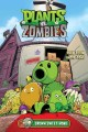 Plants vs. zombies. Grown sweet home