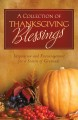 Collection of thanksgiving blessings Inspiration and Encouragement for a Season of Gratitude.