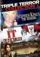Triple terror collection : Stephen King's The shining ; Stephen King's It ; Salem's lot