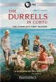 The Durrells in Corfu. The complete first season (dvd)