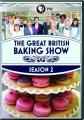 The great British baking show. Season 2