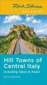 Hill towns of Central Italy.