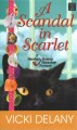 A scandal in scarlet