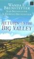 Return to the Big Valley : 3 romances from a unique Pennsylvania Amish community / Wanda E. Brunstetter, Jean Brunstetter & Richelle Brunstetter.