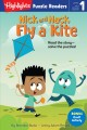 Nick and Nack fly a kite