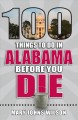 100 things to do in Alabama before you die