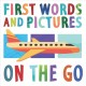 First words and pictures : on the go