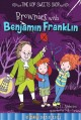Brownies with Benjamin Franklin