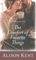 The comfort of favorite things