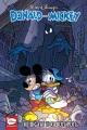 Donald and Mickey. The big fat flat blot plot