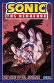 Sonic the hedgehog. Volume 2, The fate of Dr. Eggman