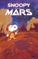 Snoopy. A beagle of Mars