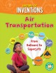 Air transportation : from balloons to superjets
