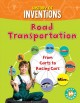 Road transportation : from carts to racing cars