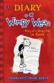 Diary o a wimpy wean : Greg Heffley's journal