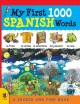 My first 1000 words in Spanish
