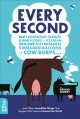 Every second : 100 lightning strikes, 8,000 scoops of ice cream, 200,000 text messages, 3 million litres of cow burps...and other incredible things that happen each second around the world
