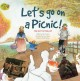 Let's go on a picnic! : the art of Millet